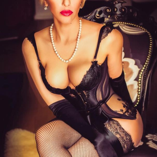 London Escort Agency - Sabina